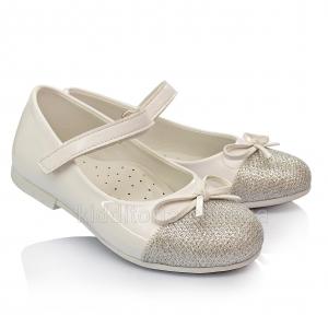 Праздничные туфли для девочки (Артикул 02-49)