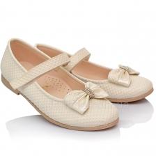 Нарядные туфельки для девочки (Артикул 02-52)