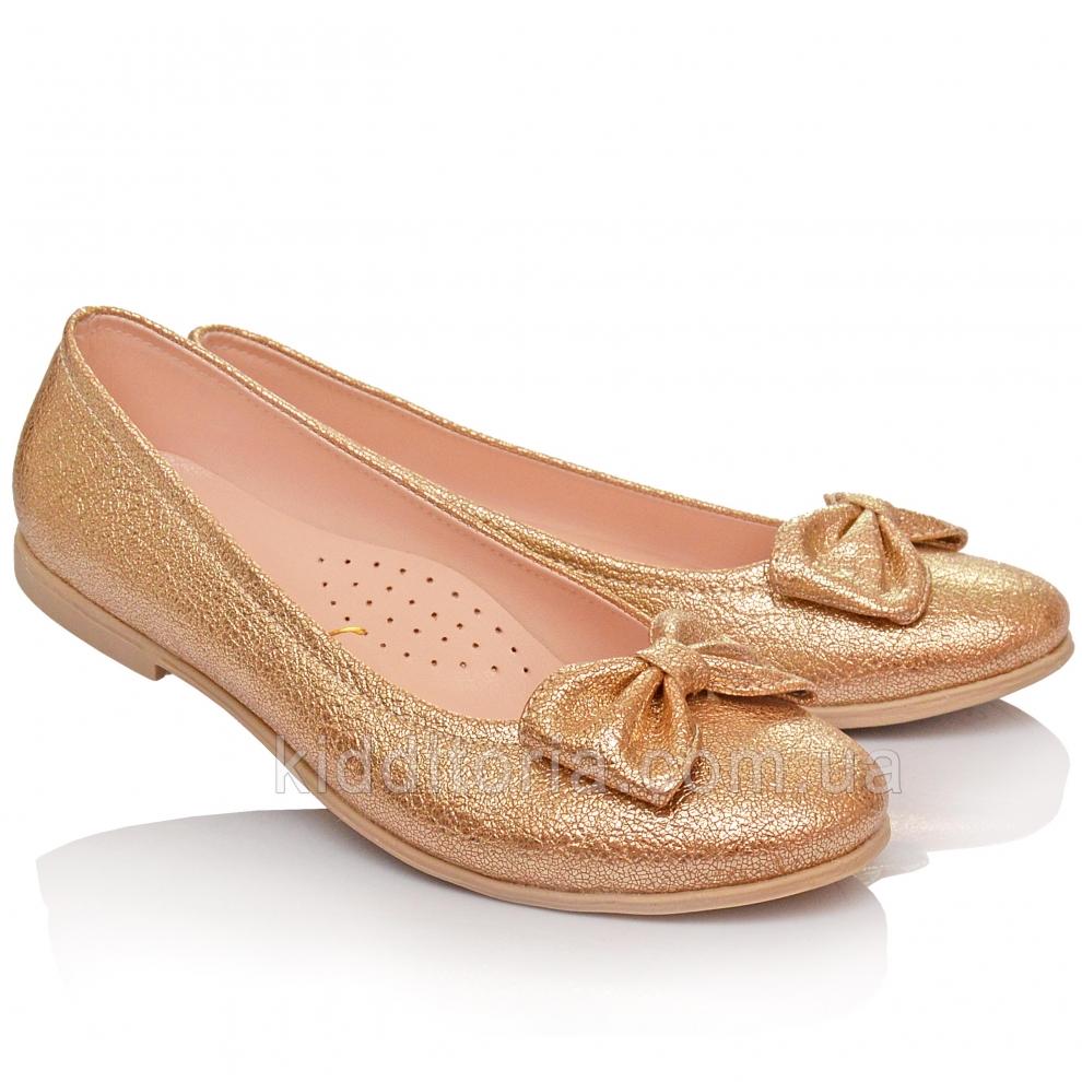 Туфли для девочки (Артикул 02-55)
