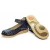 Туфли для девочки Woopy (Арт. 025-12)