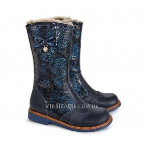 Ботинки (сапожки) на меху Арт.055-7