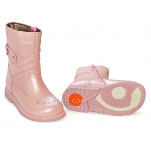 Зимние ботинки для девочки Woopy (Арт.1100)