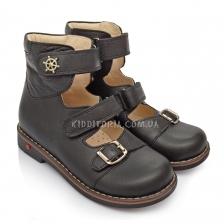 Туфли школьные ортопедические  (Артикул 1144-02)