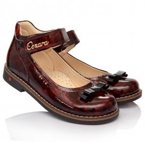 Школьные туфли для девочки (Артикул 1808-03)