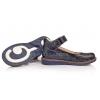 Туфли школьные, с тиснением (Артикул 1876