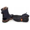 Ботинки зимние (Арт.01926) на шнурках и молнии