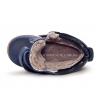 Ботинки зимние Tofino из темно-синего нубука (Арт.211-05)