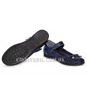 Школьные туфли на девочку (Артикул 2384)