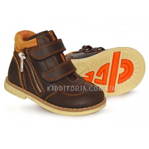 Ботинки на липучках, Турция (Арт.4221)