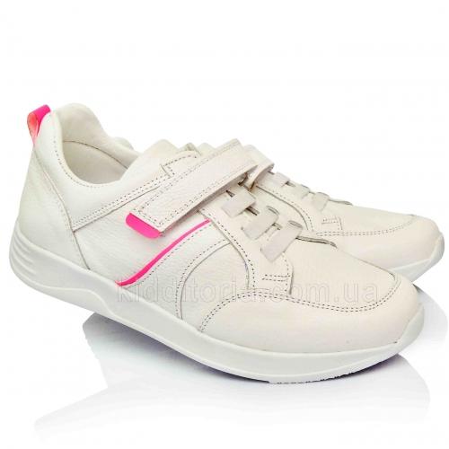Кросівки білого кольору (Артикул 10-577)