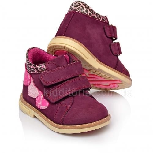 Ботиночки для девочки (Артикул 443-04)