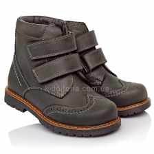 Ботинки демисезонные для мальчика (Артикул 584-04)