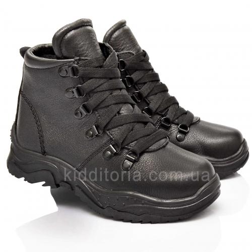 Дитячі зимові черевики для хлопчика (Артикул 32-101)