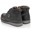 Ботинки демисезонные Tutubi на шнурках и молнии (Артикул 333)