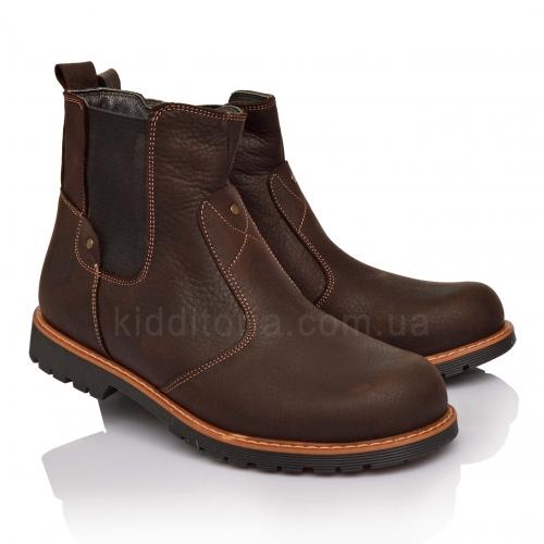 Ботинки Woopy для мальчика (Артикул 02327)