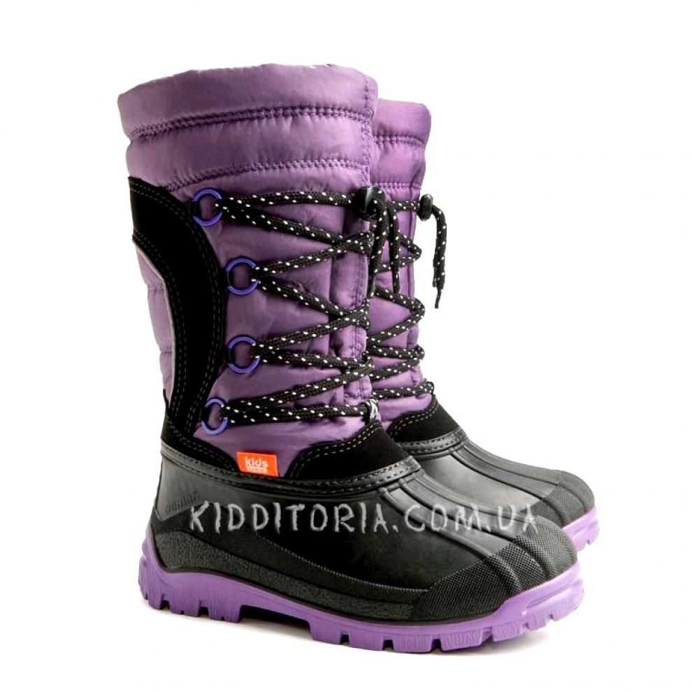 Ботинки зимние Demar (Арт.5710)