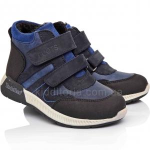 Демісезонні черевики для хлопчика (Артикул 5146-02)