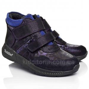 Демисезонные ботинки для девочек (Артикул 5146-04)