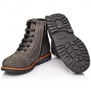 Ботинки демисезонные для девочек (Артикул 011-01)