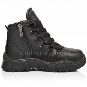 Детские зимние ботинки для мальчика (Артикул 32-101)