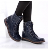Ботинки демисезонные для девочки (Артикул 144-02)
