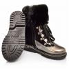 Детские зимние ботинки для девочек (Артикул 81-115)