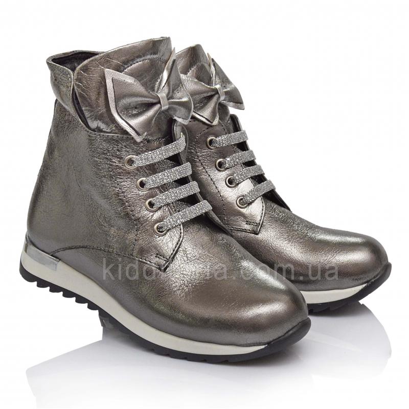 175838e17 Весенние ботинки на девочку (Артикул 1105-02)