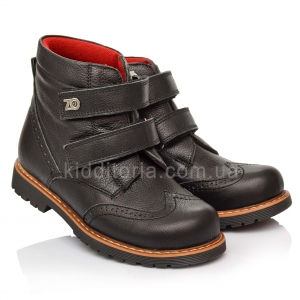 Ботинки демисезонные (Артикул 584-11)