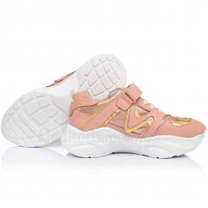 Модные кроссовки для девочек (Артикул 07-110)