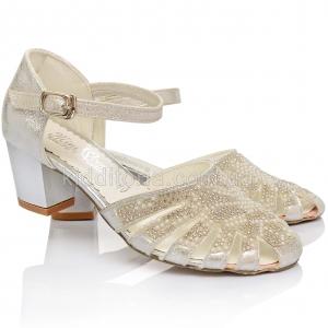 Нарядные туфли на каблуке (Артикул 02-153)