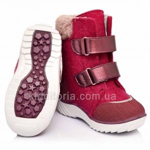 Дитячі черевики для дівчаток (Артикул 157-42)