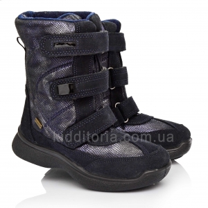 Детские зимние ботинки для девочек (Артикул 08-084)