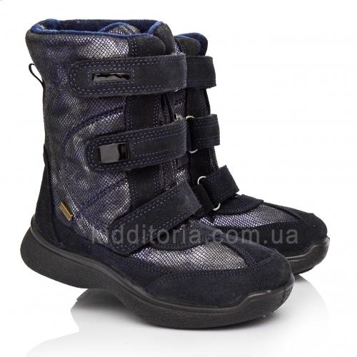Детские ботинки для девочек (Артикул 08-084)
