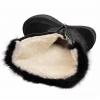 Зимние мембранные сапожки для девочек (Артикул 82-009)