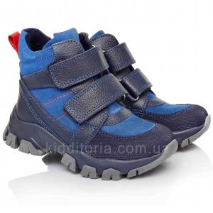 Демисезонные ботинки для мальчика (Артикул 770-03)