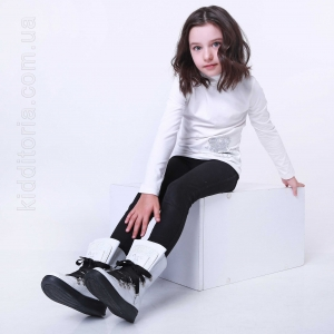 Зимние ботинки для девочек (Артикул 35-117)
