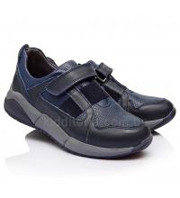 Кросівки темно-синього кольору (Артикул 854-01)