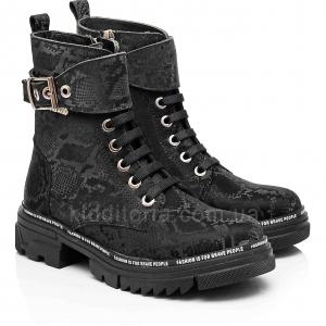 Ботинки для девочки (Артикул 111-28)