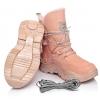 Детские зимние ботинки для девочек (Артикул 98-460)