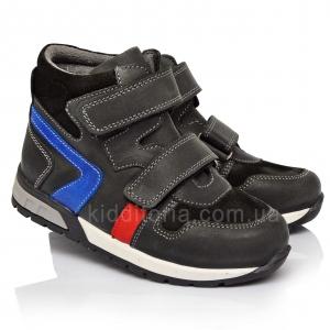 Утепленные ботинки для мальчика (Артикул 625-05)