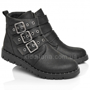 Утепленные ботинки на осень (Артикул 327-01)