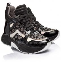 Демисезонные ботинки (Артикул 3452-01)