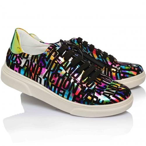 Эффектные кроссовки для девочек (Артикул 3484)