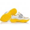 Кроссовки на желтой подошве (Артикул 07-104)