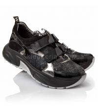 Модные кроссовки на высокой подошве (Артикул 3453)