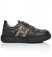 Модные кроссовки для девочек (Артикул 17-117)