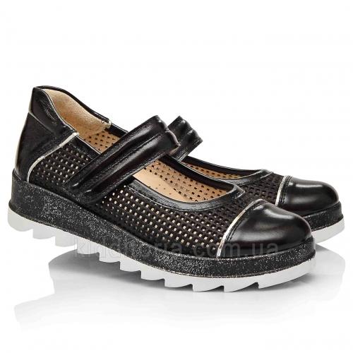 Туфли в школу для девочек (Артикул 3885)
