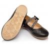Черные нарядные туфельки (Артикул 007-24)