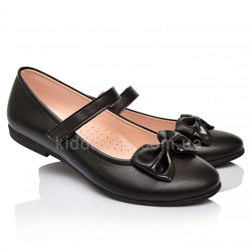 Туфли в школу для девочек (Артикул 02-211)