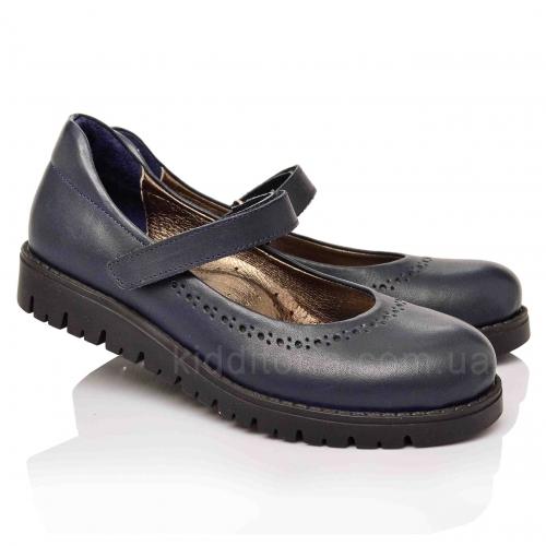 Туфли школьные для девочки (Артикул 1221)